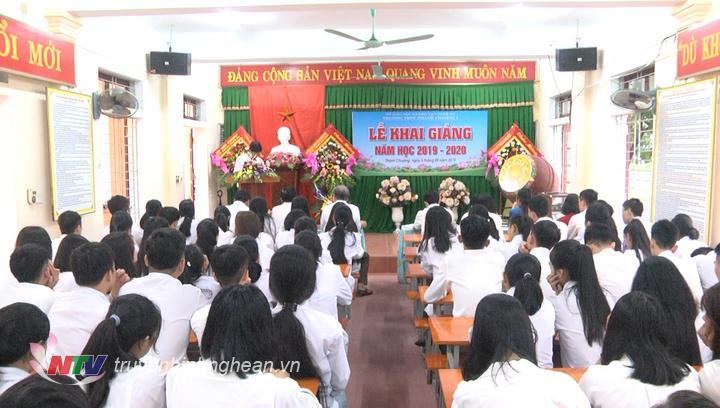 Nhiều trường trên địa bàn huyện Thanh Chương