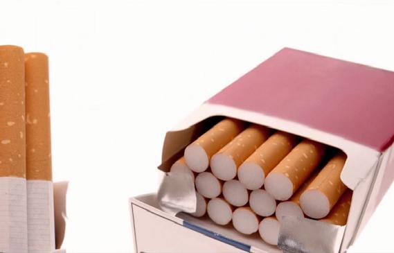 Bao bì thuốc lá không kèm logo để giám thu hút, ngăn chặn việc sử dụng bao bì để quảng cáo. Ảnh minh họa - Nguồn: internet