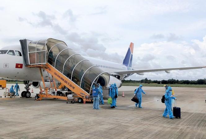 Các hãng hàng không Việt Nam đã sẵn sàng khai thác lại đường bay quốc tế sau gần nửa năm phải ngừng bay vì dịch COVID-19
