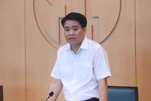 Tại kỳ họp bất thường dự kiến tổ chức vào sáng 25-9, HĐND thành phố Hà Nội sẽ xem xét bãi nhiệm chức danh chủ tịch UBND thành phố với ông Nguyễn Đức Chung