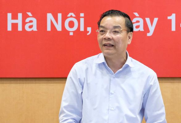 Ông Chu Ngọc Anh, phó bí thư Thành ủy Hà Nội, là nhân sự được giới thiệu để HĐND thành phố Hà Nội bầu giữ chức chủ tịch UBND thành phố tại kỳ họp bất thường, dự kiến tổ chức vào sáng 25-9