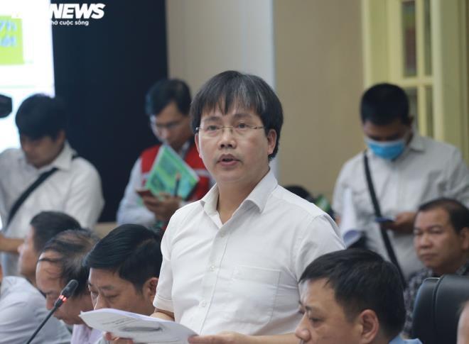 Ông Mai Văn Khiêm - Giám đốc Trung tâm Dự báo KTTV quốc gia.
