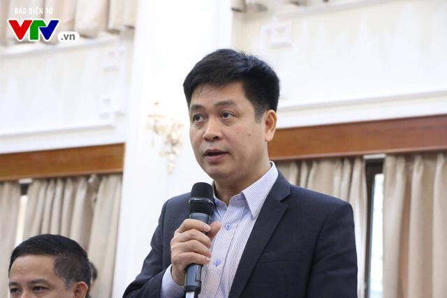 Ông Nguyễn Xuân Thành - Vụ trưởng Vụ Giáo dục Trung học (Bộ GD&ĐT)