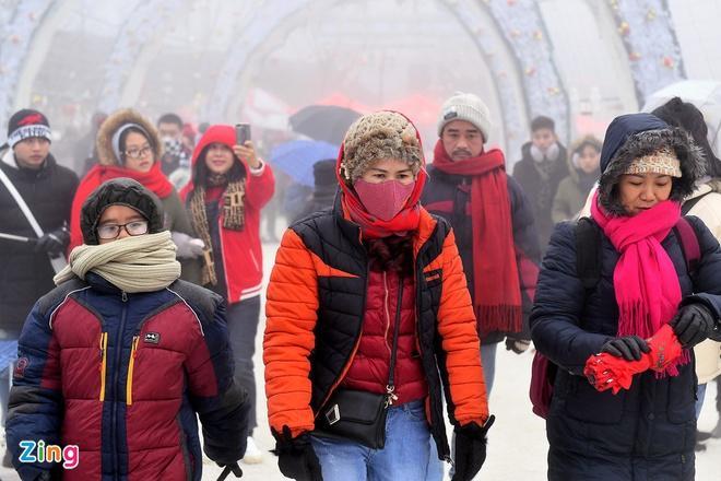 Chuyên gia khí tượng dự báo mùa đông năm nay tại miền Bắc đến sớm và lạnh hơn so với trung bình nhiều năm.