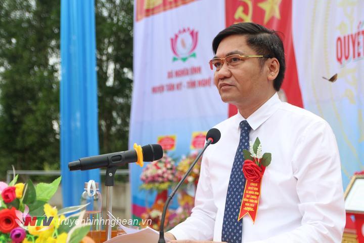 Phó Chủ tịch UBND tỉnh Nguyễn Xuân Hiếu