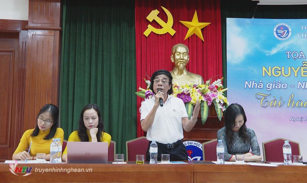 PGS, TS Biện Minh Điền kể lại quá trình thu thập tư liệu về