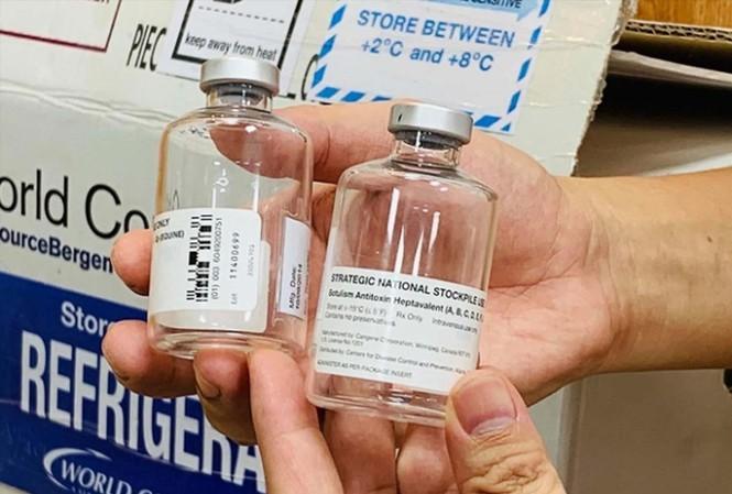 WHO tài trợ thuốc giải độc cho Việt Nam
