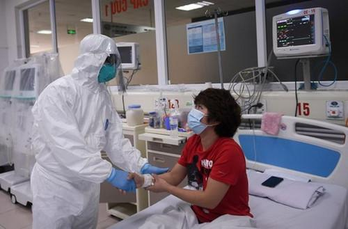 Việt Nam có 18 ngày liên tiếp không có ca nhiễm mới trong cộng đồng.