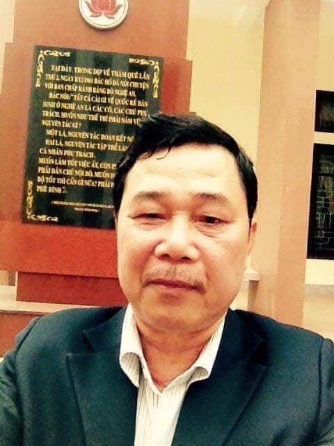 Ông Lê Huy Tài, nguyên Chủ tịch UBND thị trấn Mường Xén (nghỉ hưu hơn 1 năm trước) bị cơ quan công an khởi tố.