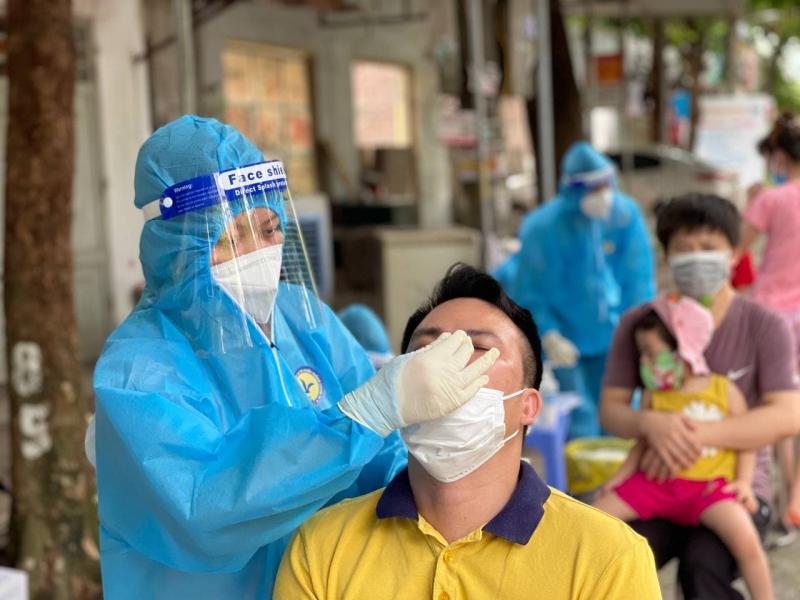 Ngày 10/9, Việt Nam có 13.321 ca mắc COVID-19 mới, 254 bệnh nhân tử vong. Ảnh: internet