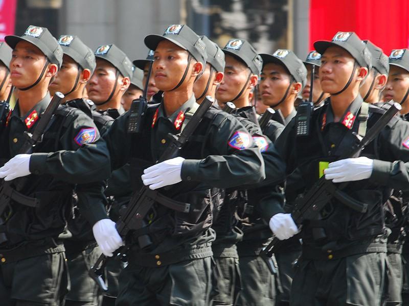 Bộ Công an đã sắp xếp bộ máygiảm 6 tổng cục, 1 đơn vị tương đương cấp tổng cục, 55 đơn vị cấp cục. Ảnh minh hoạ.