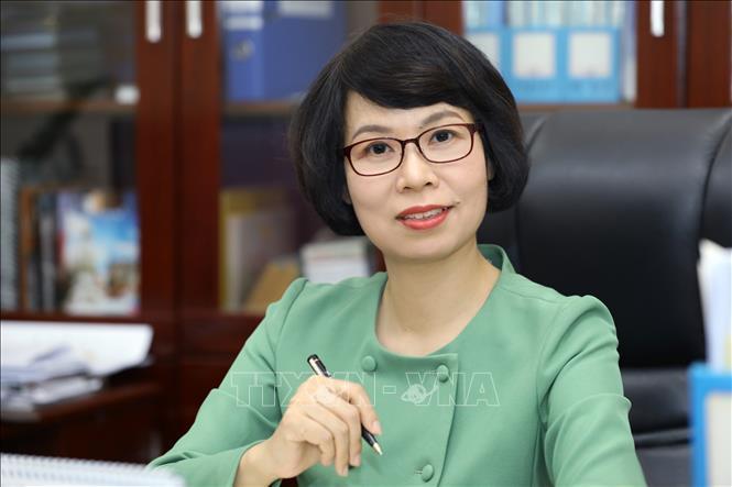 Bà Vũ Việt Trang được bổ nhiệm giữ chức Tổng Giám đốc Thông tấn xã Việt Nam.