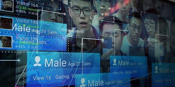 rung Quốc có tham vọng sử dụng công nghệ nhận diện khuôn mặt để giám sát công dân. Ảnh: internet