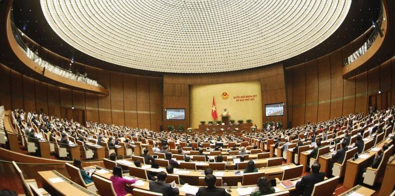 Kỳ họp thứ 8, Quốc hội khóa XIV dự kiến kéo dài trong 28 ngày