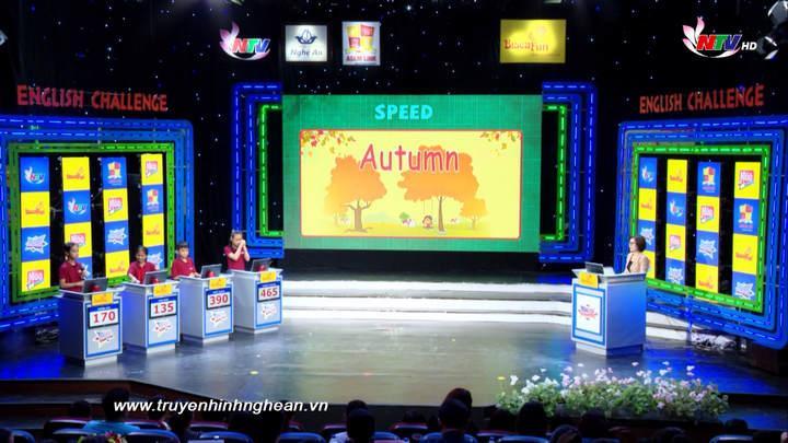 """""""English Challenge"""" - sân chơi tiếng Anh trên sóng truyền hình NTV."""