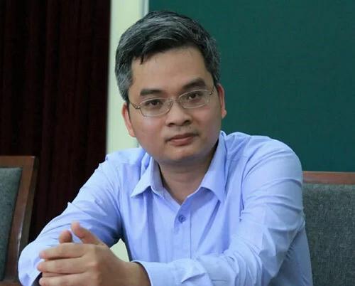 Giáo sư Phạm Hoàng Hiệp
