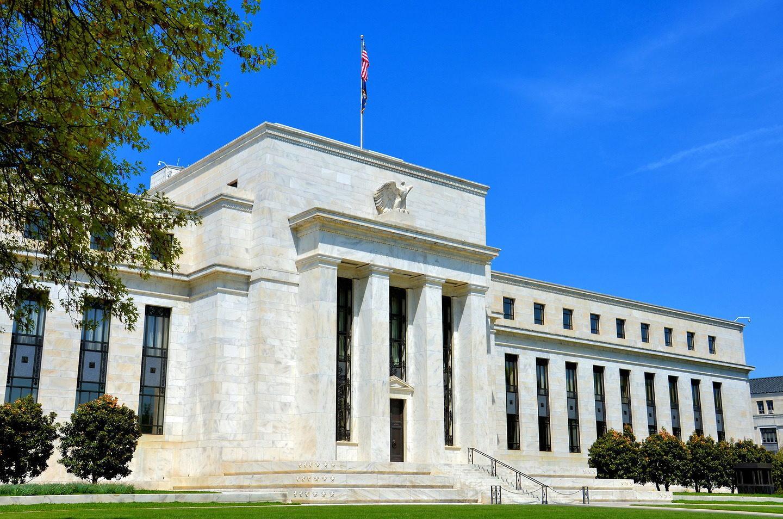 rụ sở Ngân hàng Dự trữ Liên bang Mỹ (Fed) ở thủ đô Washington D.C
