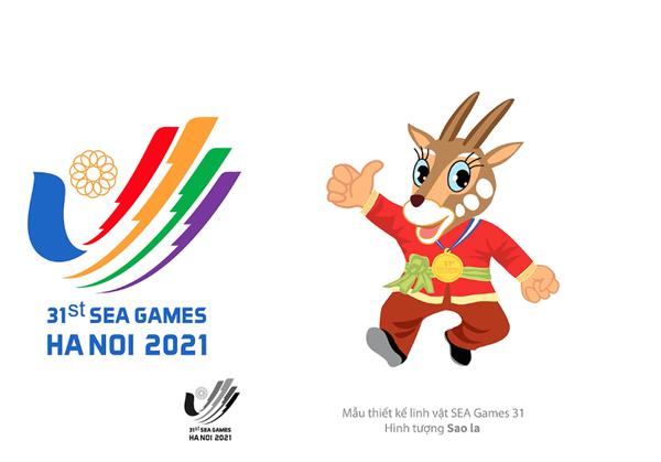 Thiết kế biểu trưng, linh vật SEA Games 31