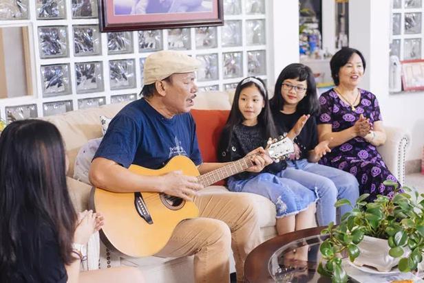 Nhạc sĩ Trần Tiến luôn lạc quan