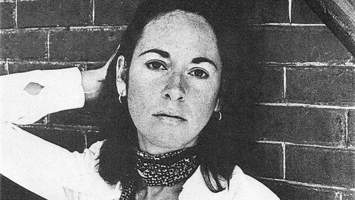 Louise Glück thời trẻ. Ảnh: IANS