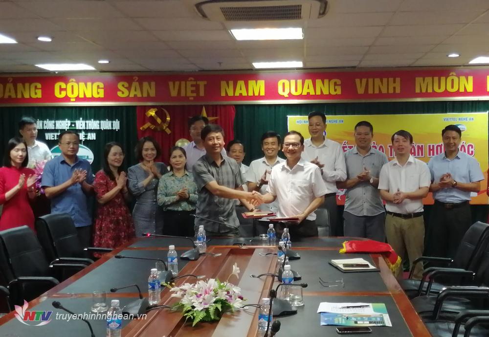 Hội Nhà báo tỉnh Nghệ An phối hợp cùng Viettel tổ chức giải chạy online