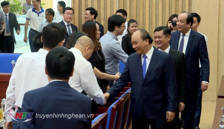 Thủ tướng Nguyễn Xuân Phúc dự lễ