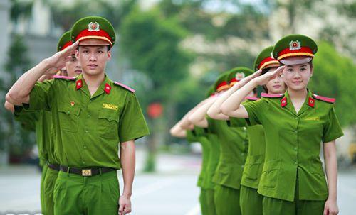 Trường ĐH Cảnh sát nhân dân tiếp nhận hồ sơ bổ sung đến 17h00 ngày 27/10 (ảnh: pup.edu.vn)