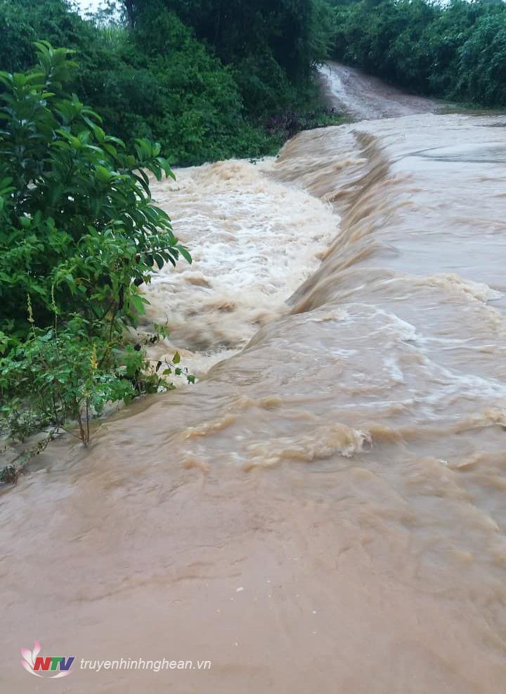 Tràn Mai Sơn, xã Nghĩa Mai