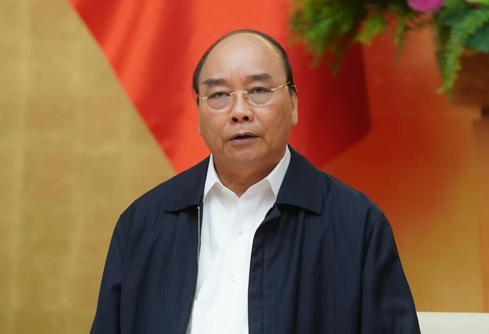 Thủ tướng Nguyễn Xuân Phúc đồng ý cấp 500 tỷ cho 5 tỉnh miền Trung bị mưa lũ.