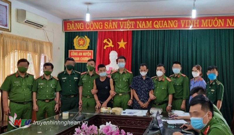 Ban chuyên án bắt giữ 02 đối tượng Hoàng Văn Quang, Lê Văn Đồng