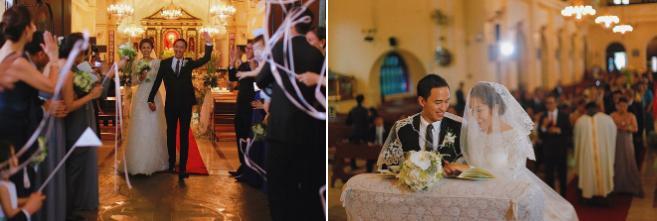 Hình ảnh Tăng Thanh Hà - Louis Nguyễn trong hôn lễ cách đây 7 năm.