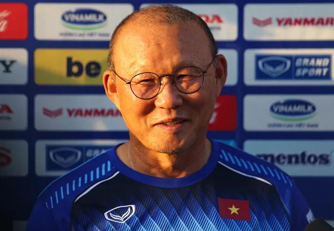 HLV Park Hang-seo được phép thanh lí hợp đồng sau 2/3 thời gian dẫn dắt nếu cảm thấy không còn hạnh phúc với bóng đá Việt Nam.