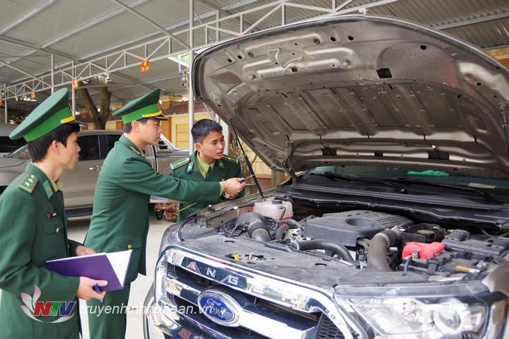 Kiểm tra đảm bảo hệ số kỹ thuật của phương tiện trước khi tham gia giao thông.