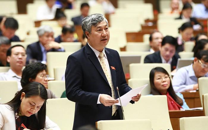 Đại biểu Trần Văn Lâm (đoàn Bắc Giang)