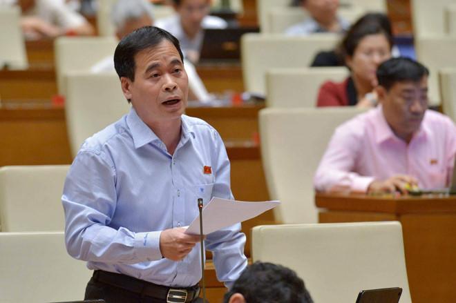Ông Nguyễn Mạnh Cường - Phó chủ nhiệm Ủy ban Tư pháp Quốc hội