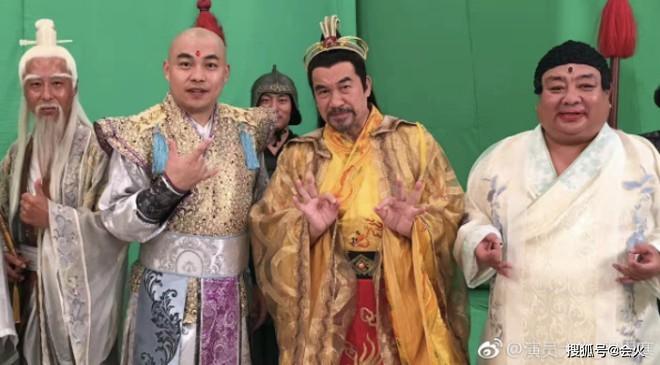 Với khuôn mặt phúc hậu, ông từng đóng vai Phật Tổ Như Lai.
