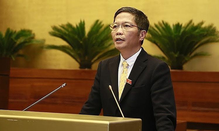 Bộ trưởng Công Thương Trần Tuấn Anh.