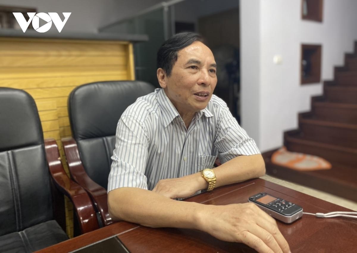 PGS.TS Nguyễn Hữu Đạt, Viện trưởng Viện Ngôn ngữ và Văn hóa phương Đông.