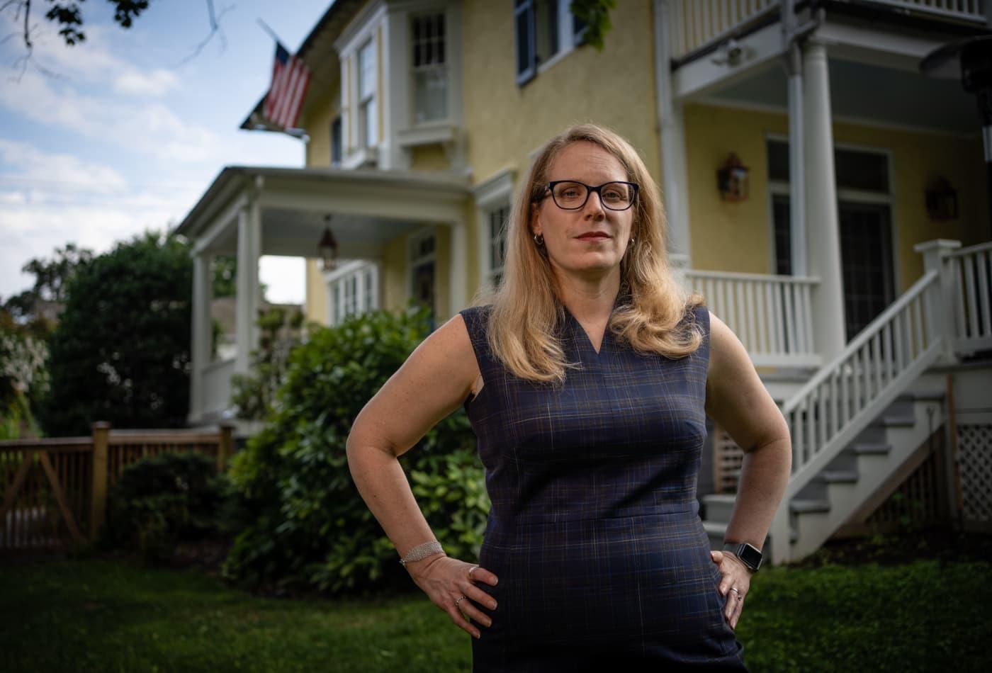 Jen O'Malley Dillon đã dẫn dắt thành công chiến dịch tranh cử của ứng cử viên Joe Biden.