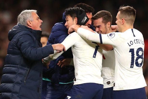 Mourinho hạnh phúc vì Tottenham chơi mỗi ngày một cải thiện
