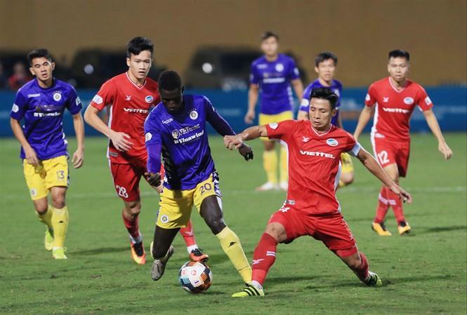 Viettel và CLB Hà Nội hứa hẹn sẽ tiếp tục tạo thành cặp đua căng thẳng ở V-League 2021.