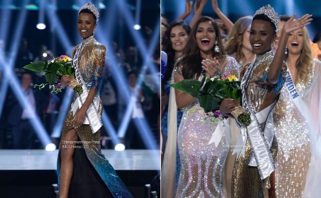 Hôm 9/12 (giờ Việt Nam), chung kết Hoa hậu Hoàn vũ thế giới 2019 khép lại với chiến thắng thuộc về đại diện Nam Phi - Zozibini Tunzi. Á hậu 1 là Puerto Rico còn Mexico trở thành Á hậu 2. Đại diện Việt Nam là Hoàng Thùy gây tiếc nuối khi dừng chân ở top 20.