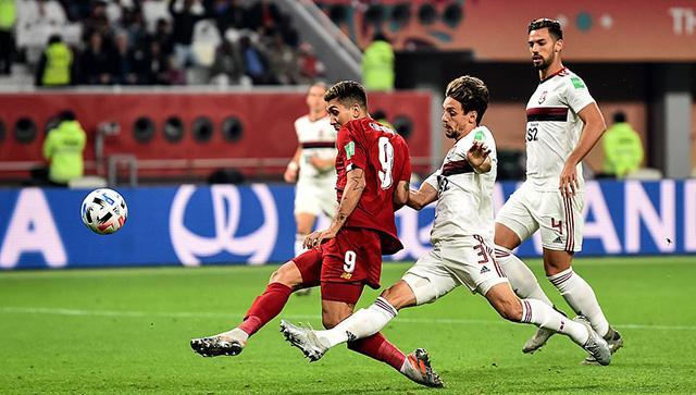 Firmino bỏ lỡ cơ hội ngay phút thứ 1