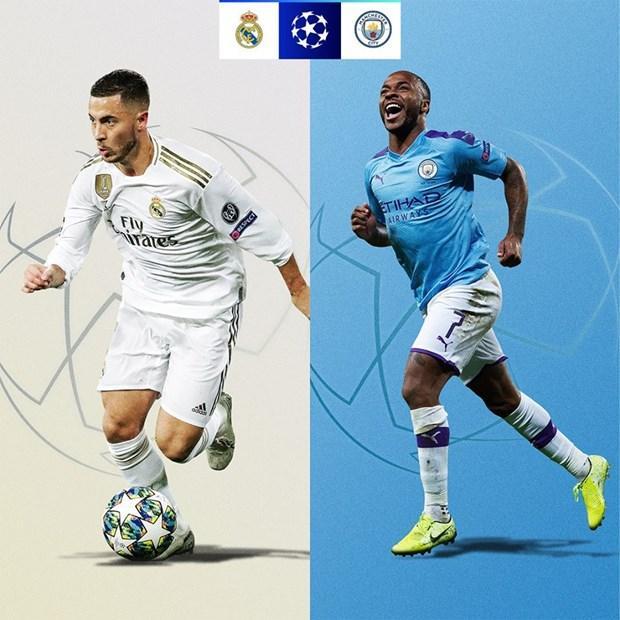 Real Madrid - Manchester City. Đội bóng của Pep Guardiola được các nhà cái đánh giá cao nhất, nhưng họ cần dè chừng Real của Zidane, vốn luôn có duyên với Champions League (Nguồn: UEFA)