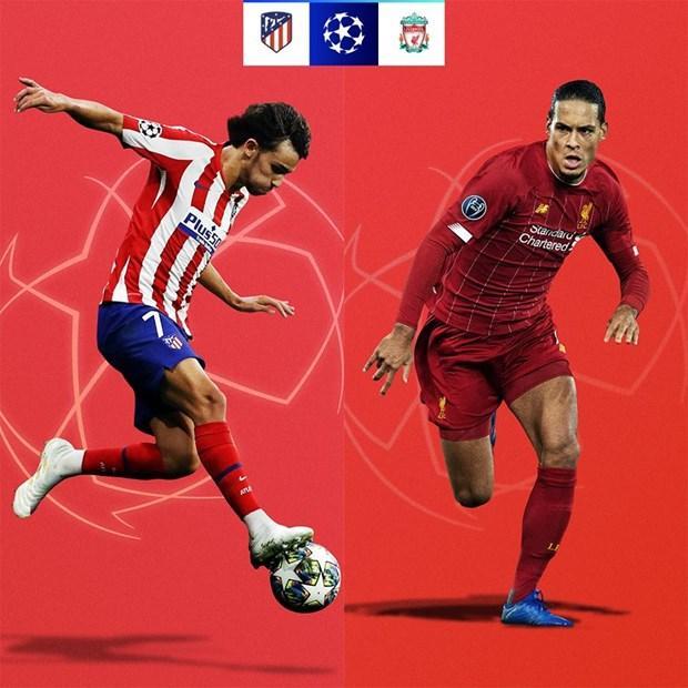 Atletico Madrid - Liverpool. Nhà đương kim vô địch phải đương đầu với đối thủ thực sự khó lường (Nguồn: UEFA)