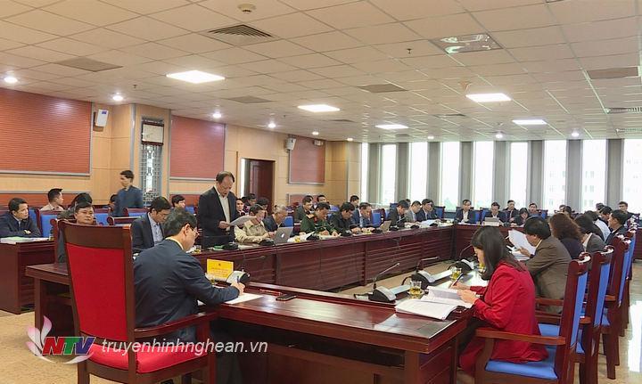 Giám đốc Sở Kế hoạch - Đầu tư Nguyễn Văn Độ