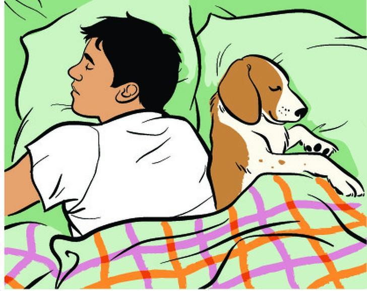 Khi nằm sấp, bạn sẽ không thể thở nếu không xoay đầu và cổ sang một bên. Do vậy, tư thế ngủ này có thể khiến bạn gặp các vấn đề về cổ mãn tính, như thoái hóa đốt sống cổ. Nằm ở tư thế này, phần đốt sống cổ và cột sống của bạn không thẳng hàng gây tổn thương đĩa đệm và gây ra những cơn đau mãn tính.