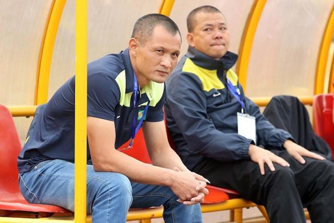 HLV Ngô Quang Trường trở lại dẫn dắt SLNA