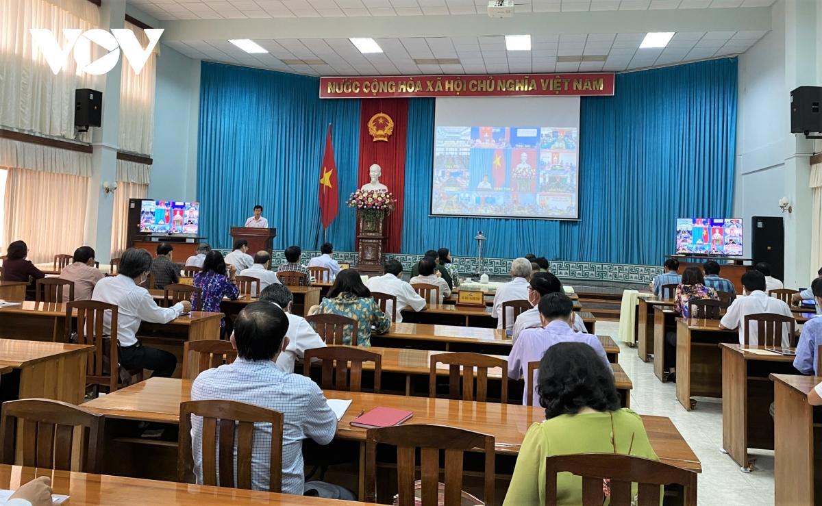 Hội nghị tăng cường công tác phòng, chống dịch Covid-19 trên địa bàn tỉnh An Giang