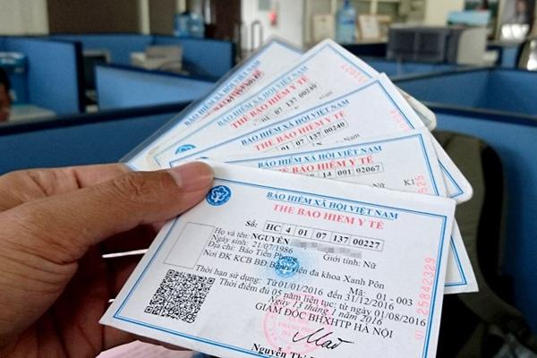 Từ 1/1 tới, người dân có thẻ BHYT có thể khám chữa bệnh thông tuyến tỉnh trên toàn quốc